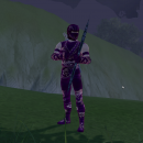 Purple/ Hunter Fry